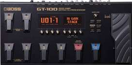 BOSS GT100 USED IN GOOD CONDITION