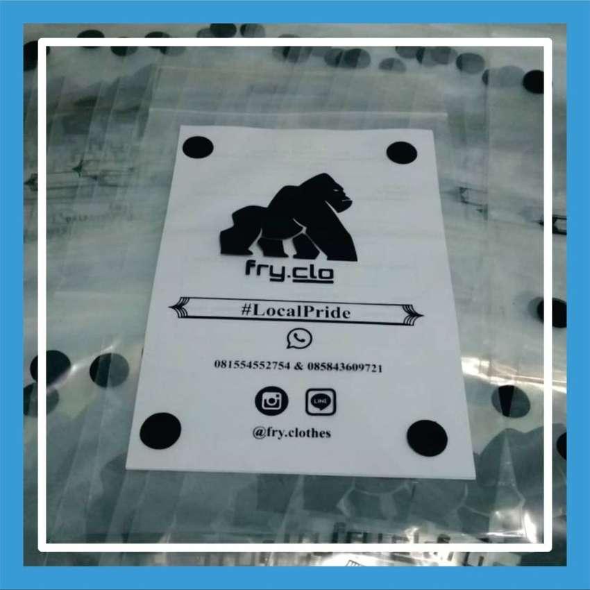 Sablon Tas Plastik Plong HD & Ziplock Murah Sabang Kota 0