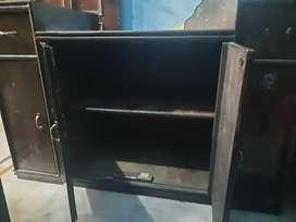 TV trally cum cupboard