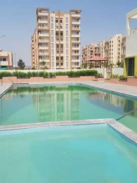 3bhk @ 37 lac( INCLUDE ALL charges) with SWIMMING pool , CLUB HOUSE