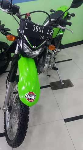Kawasaki KLX 150 L Th.2015