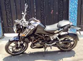 Sale KTM Duke 200cc bike only 66,500.