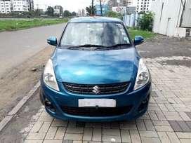 Maruti Suzuki Swift Dzire 1.2 Vxi BSIV, 2014, Petrol