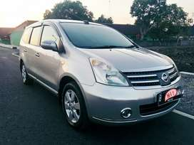 Grand livina xv ultimate 1.5 matic silver 2010 istimewa
