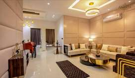 1780 Sq feet Spacious 3 BHK Floors with Lifts & Store in Zirakpur