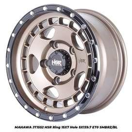 Velg Mobil Jimny, Katana dll Ring 15 HSR MAHAWA