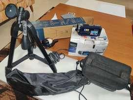 Camera Handycam (Handicam) DSLR