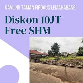 Kavling Tanah Siap Bangun Murah Cirebon Lemahabang FREE SHM