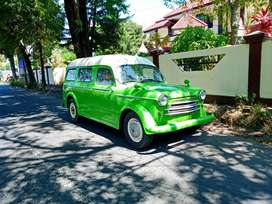 Fiat 1100i industrial wagon 1956 sangat langka rare