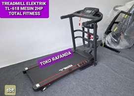 Alat Olahraga Treadmill Elektrik TL-618