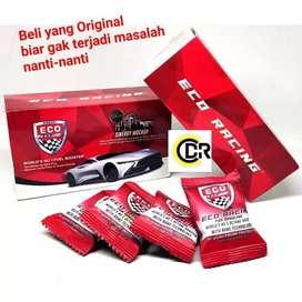 Eco Racing mobil bensin (1 box = 10 sachet)