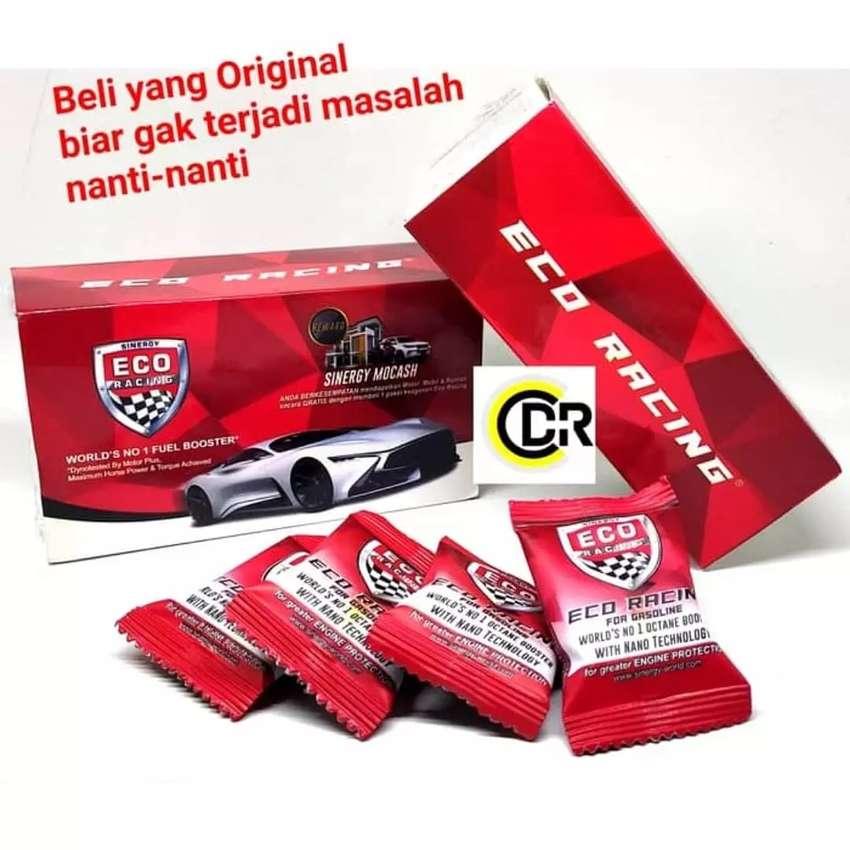 Eco Racing mobil bensin (1 box = 10 sachet) 0