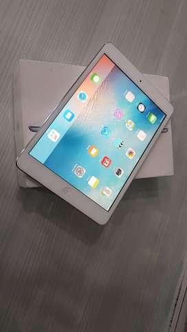 ipad apple mini wifi celuler  lkp 16gb mulus