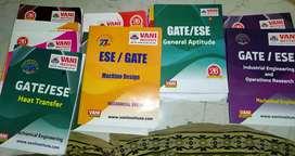 Vani Gate /ESE Mechanical Engineering Books