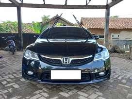 Jual Mobil Honda Civic 2010 FD 1.8