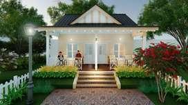 Rumah baru dijual bebas ppn