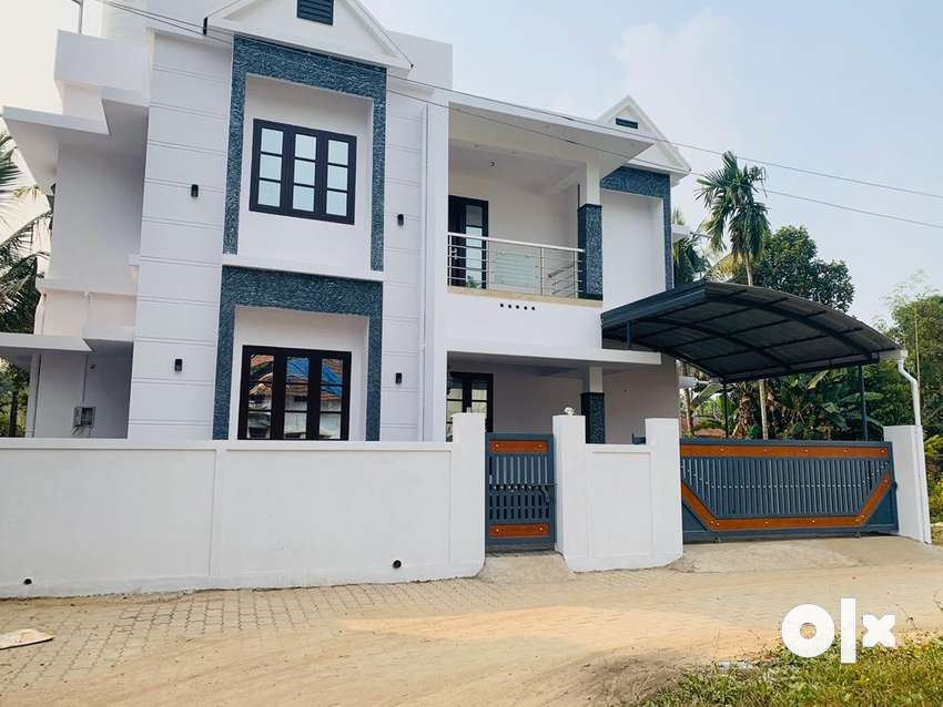 Aluva kadungalloor 3.50cent 1500sqft 3bhk house for sale 0