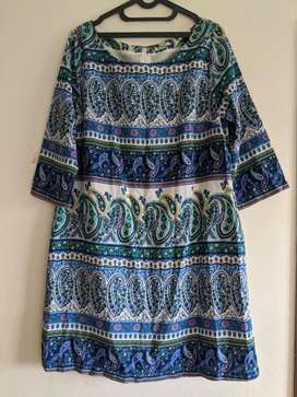 Old Navy Dress (Blue) Preloved