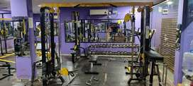 My Gym salling all equipment s  and mat mirror and music system  4a/c