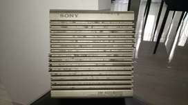 Power Amplifier SONY
