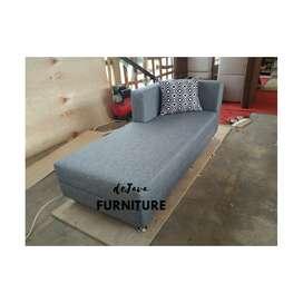 sofa santai minimalis .bisa buat selonjoran