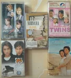 Jual cepat koleksi kaset OST. drama Taiwan, 100k