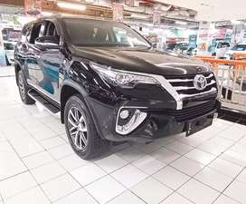 Toyota Fortuner VRZ 2016 KM 26ribu Istimewa
