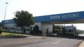Offering full time job in Tata motors company Ltd
