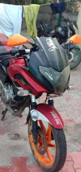Single Owenr ready cash bike
