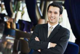 Operations Manager Required in 3 star Hotel