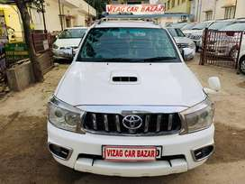 Toyota Fortuner 3.0 4x4 Automatic, 2011, Diesel