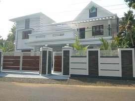 5bed  new build ready to occupy laxuary house at aluva dessom near
