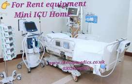 HOME ICU ready equipment all (Monthly)