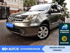 [OLX Autos] Nissan Grand Livina 2011 1.5 XV A/T Abu-abu #Arjuna Tomang