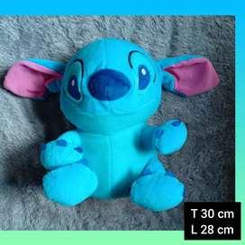 Boneka sticth Biru