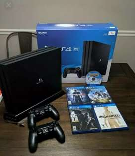 Exchange Xbox 360,Ps3, Xbox One for Ps4 Console available