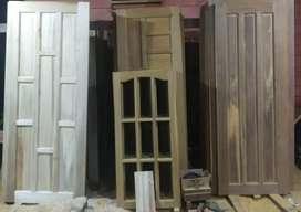 Pintu, kusen, jendela