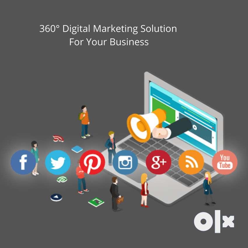 We Provide Advanced Digital Marketing Course 0