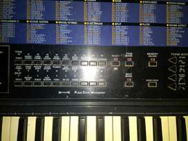 Casio keyboard dead only for spares