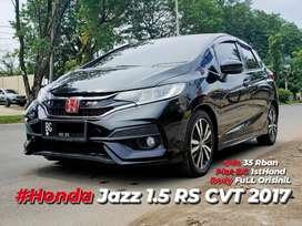 [NewModeL] Honda Jazz RS 1.5 CVT 2017 / 2018 #Yaris #HRV