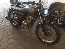 Thunder 125 japstyle clasic