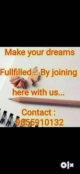 Computer operator job at Tamil Nadu pdf to MS- word offline work/home