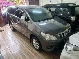 Toyota Kijang Innova / Inova G Manual Tahun 2013 Orisinil, 2012 / 2014