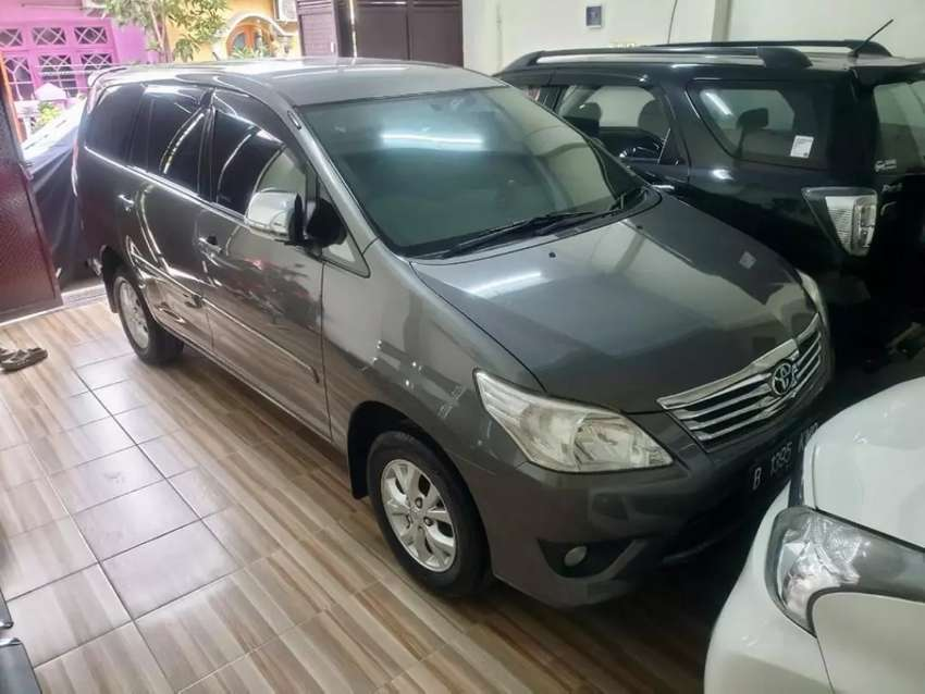 Toyota Kijang Innova / Inova G Manual Tahun 2013 Orisinil, 2012 / 2014 0