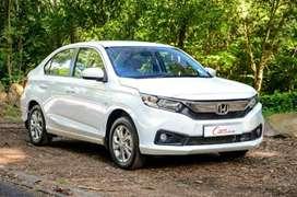 REGISTERED HONDA AMAZE FOR RENT ₹1300 PER DAY