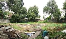 Disewakan  tanah dan bangunan di jalan sultan  agung  Bekasi