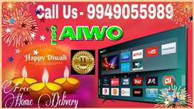 "New neo aiwo 40"" Android Ultimate Pro 4k ledtv"