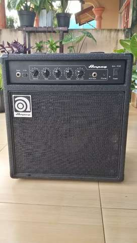 Ampli bass ampeg