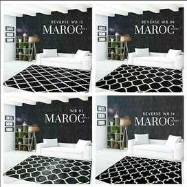 Karpet minimalis maroc series