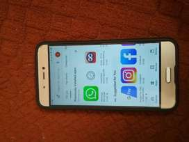 Mi5 phone good condition minor crack